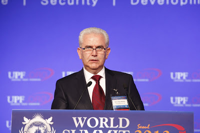 H.E. Zivko Budimir, President of the Federation of Bosnia and Herzegovina