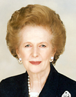 The Rt. Hon. Margaret Thatcher